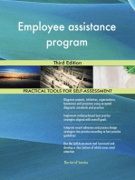 Employee assistance program Third Edition