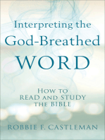 Interpreting the God-Breathed Word