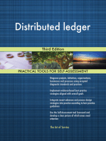 Distributed ledger Third Edition