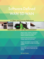 Software-Defined WAN SD-WAN A Clear and Concise Reference