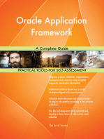 Oracle Application Framework A Complete Guide