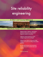 Site reliability engineering A Clear and Concise Reference