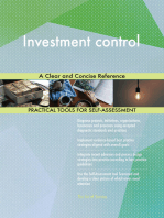 Investment control A Clear and Concise Reference