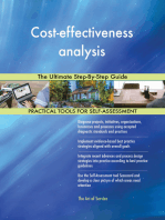 Cost-effectiveness analysis The Ultimate Step-By-Step Guide