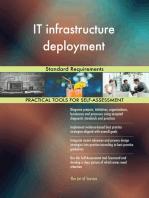 IT infrastructure deployment Standard Requirements
