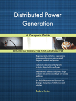 Distributed Power Generation A Complete Guide