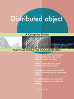 Distributed object A Complete Guide