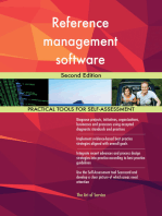 Reference management software Second Edition