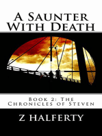 A Saunter With Death Book 2