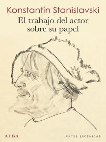 El trabajo del actor sobre su papel