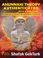 Anunnaki Theory Authenticated With a New Twist: Historical Evidence of Anunnaki Presence