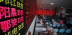 Brace For An Even Bigger Bubble In China's Stock Markets