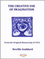 The Creative Use of Immagination