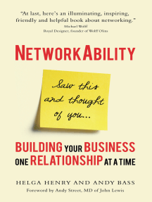 Networkability: Building Your Business One Relationship at a Time