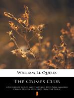 The Crimes Club