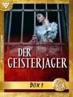 Der Geisterjäger Jubiläumsbox 1 – Gruselroman
