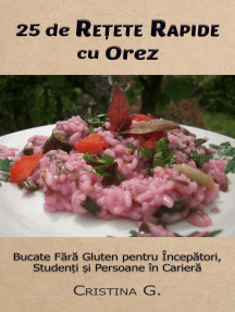 25 de Retete Originale cu Orez: Carte de Bucate Fara Gluten: Retete Rapide pentru Incepatori, #2