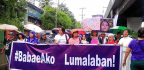 #BabaeAko Campaign Unites Women In Challenging The Sexist Behavior Of Philippine President Rodrigo Duterte
