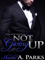 Not Giving Up