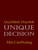 Unique Decision