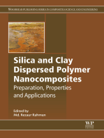 Silica and Clay Dispersed Polymer Nanocomposites: Preparation, Properties and Applications