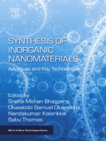 Synthesis of Inorganic Nanomaterials