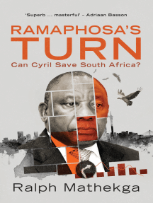 Ramaphosa's Turn: Can Cyril Save South Africa