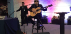 Jose Feliciano Hosts Naturalization Ceremony, Performs National Anthem