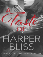 A Taste of Harper Bliss