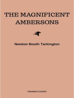 The Magnificent Ambersons (Pulitzer Prize for Fiction 1919)