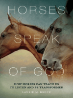 Horses Speak of God