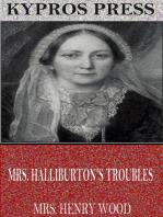 Mrs. Halliburton's Troubles