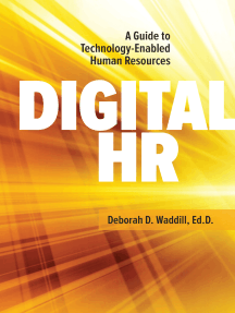 Digital HR: A Guide to Technology-Enabled Human Resources