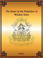The Heart Sutra, The Heart of the Perfection of Wisdom Sutra eBook
