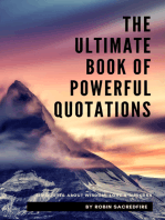 The Ultimate Book of Powerful Quotations