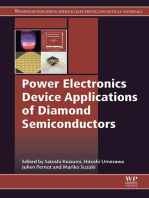Power Electronics Device Applications of Diamond Semiconductors