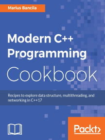 Modern C++ Programming Cookbook by Marius Bancila - Read Online