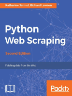Python Web Scraping - Second Edition