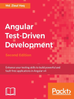 Angular Test-Driven Development - Second Edition