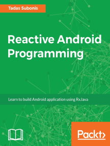 Reactive Android Programming
