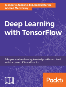 Deep Learning with TensorFlow by Giancarlo Zaccone, Md  Rezaul Karim, and  Ahmed Menshawy - Read Online