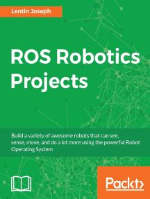 ROS Robotics Projects