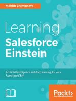 Learning Salesforce Einstein