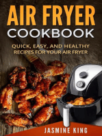 Air Fryer Cookbook