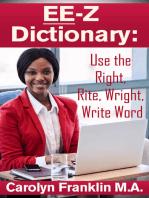 EE-Z Dictionary