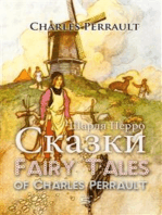 Fairy Tales of Charles Perrault: English and Russian Language Edition