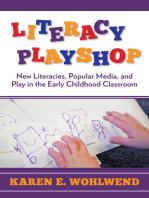 Literacy Playshop