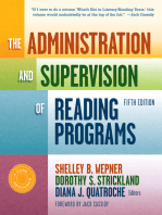 The Administration and Supervision of Reading Programs, Fifth Edition