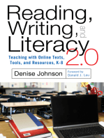 Reading, Writing, and Literacy 2.0