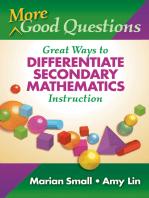 More Good Questions